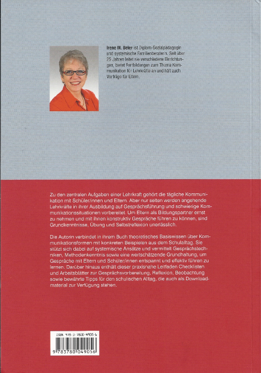 Irene Beier - Über meine Bücher